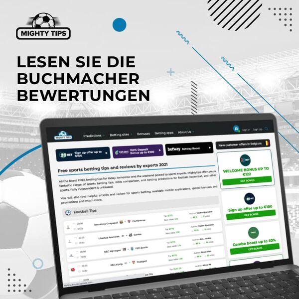Mightytipps-Website